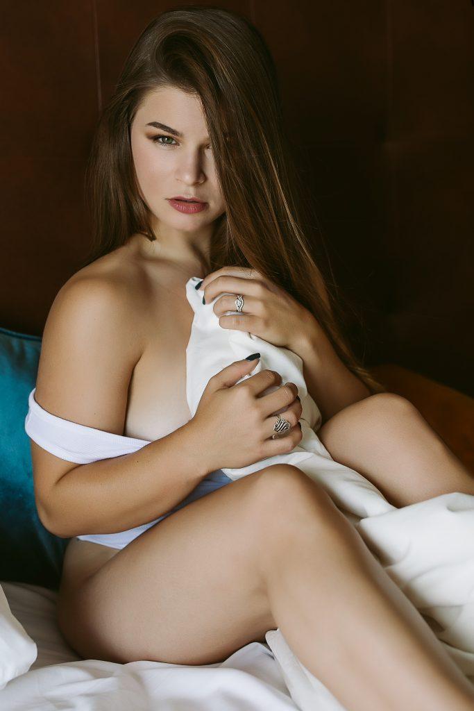 Taylor Boudoir Photo